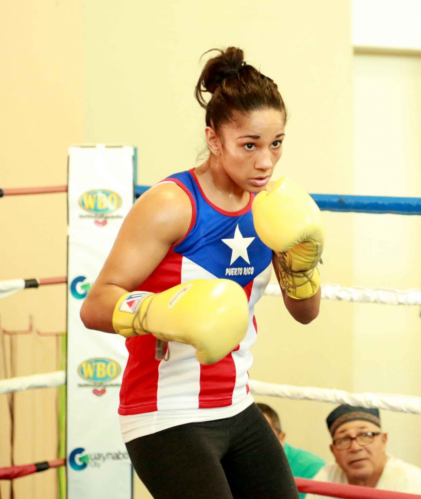 female boxing articles