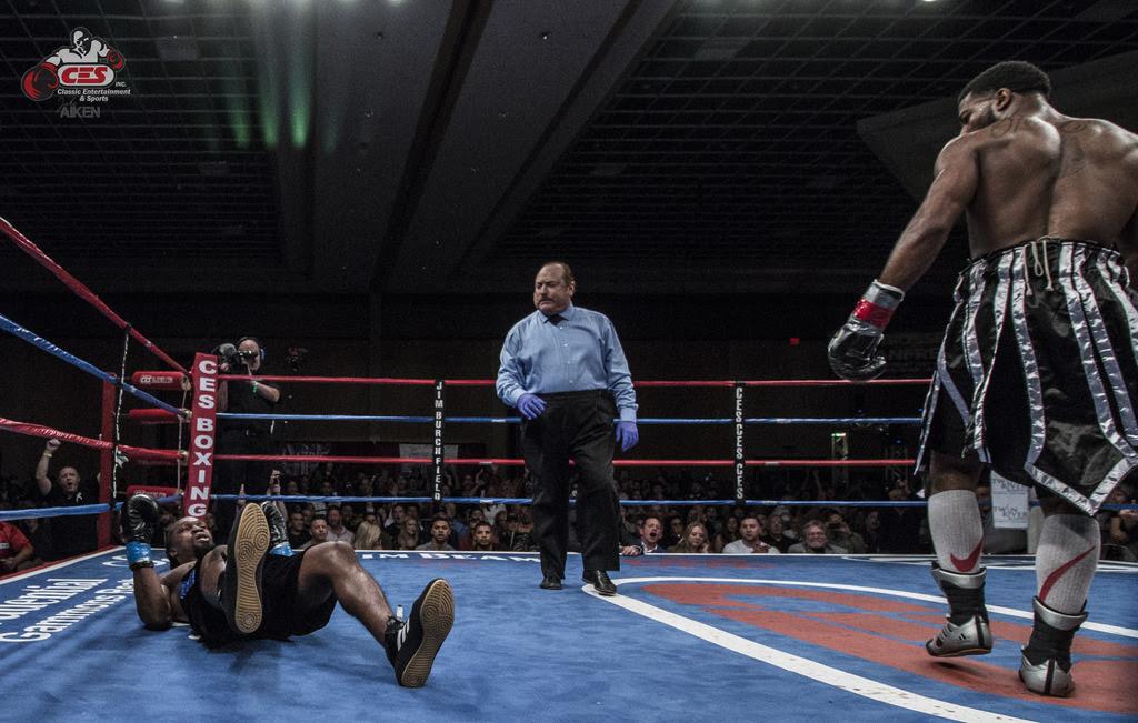 Khiary Gray vs Quinton Willis