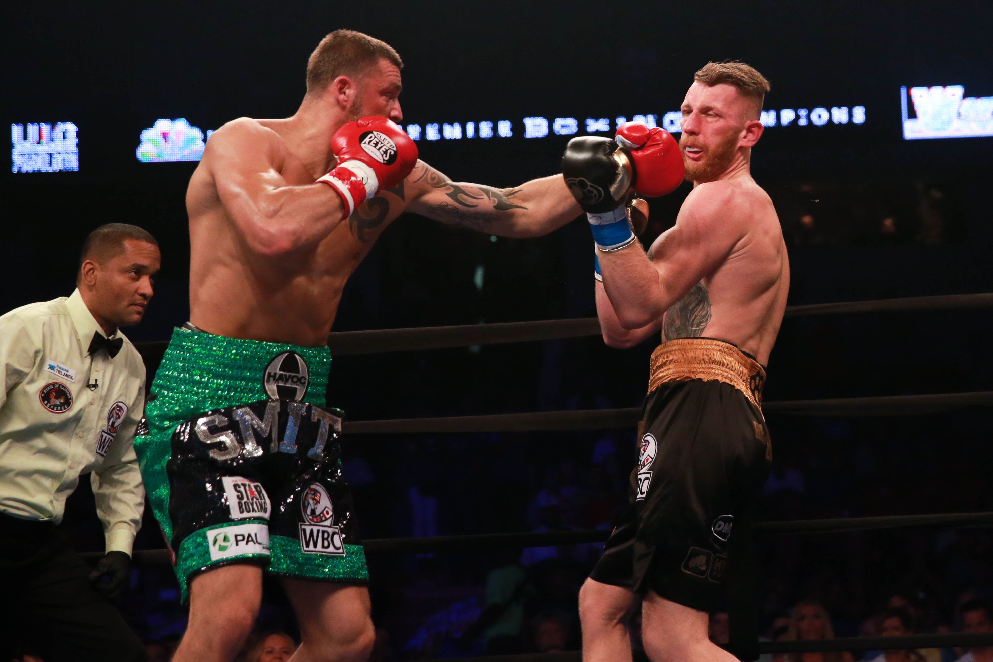 Andrzej Fonfara vs. Joe Smith Jr
