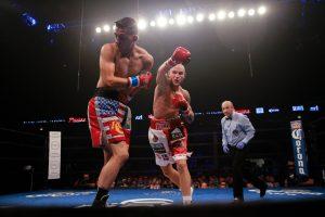 Hugo Centeno Jr. vs. Daniel Sandoval