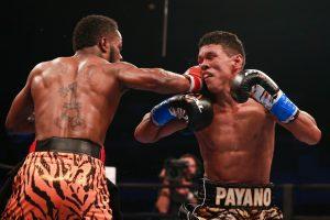 Juan Carlos Payano vs. Rau_Shee Warren