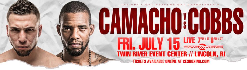 Angle Camacho vs Kevin Cobbs