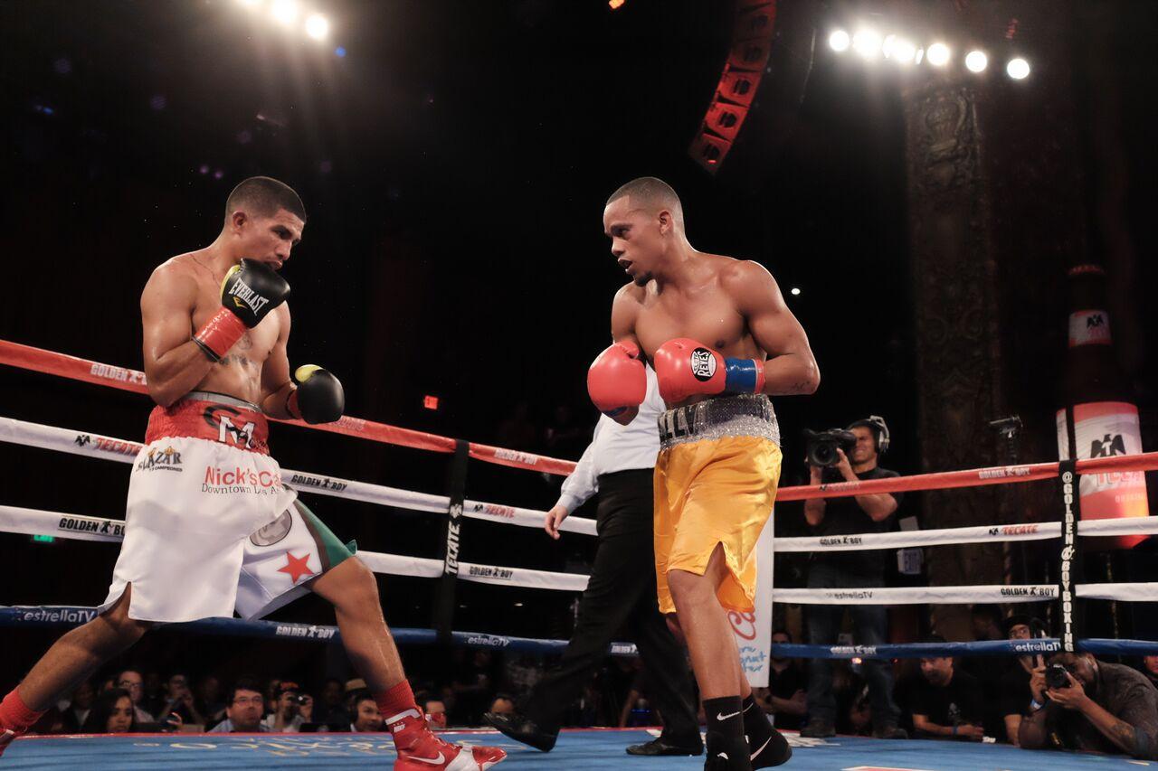 Carlos Morales vs Luis Franco