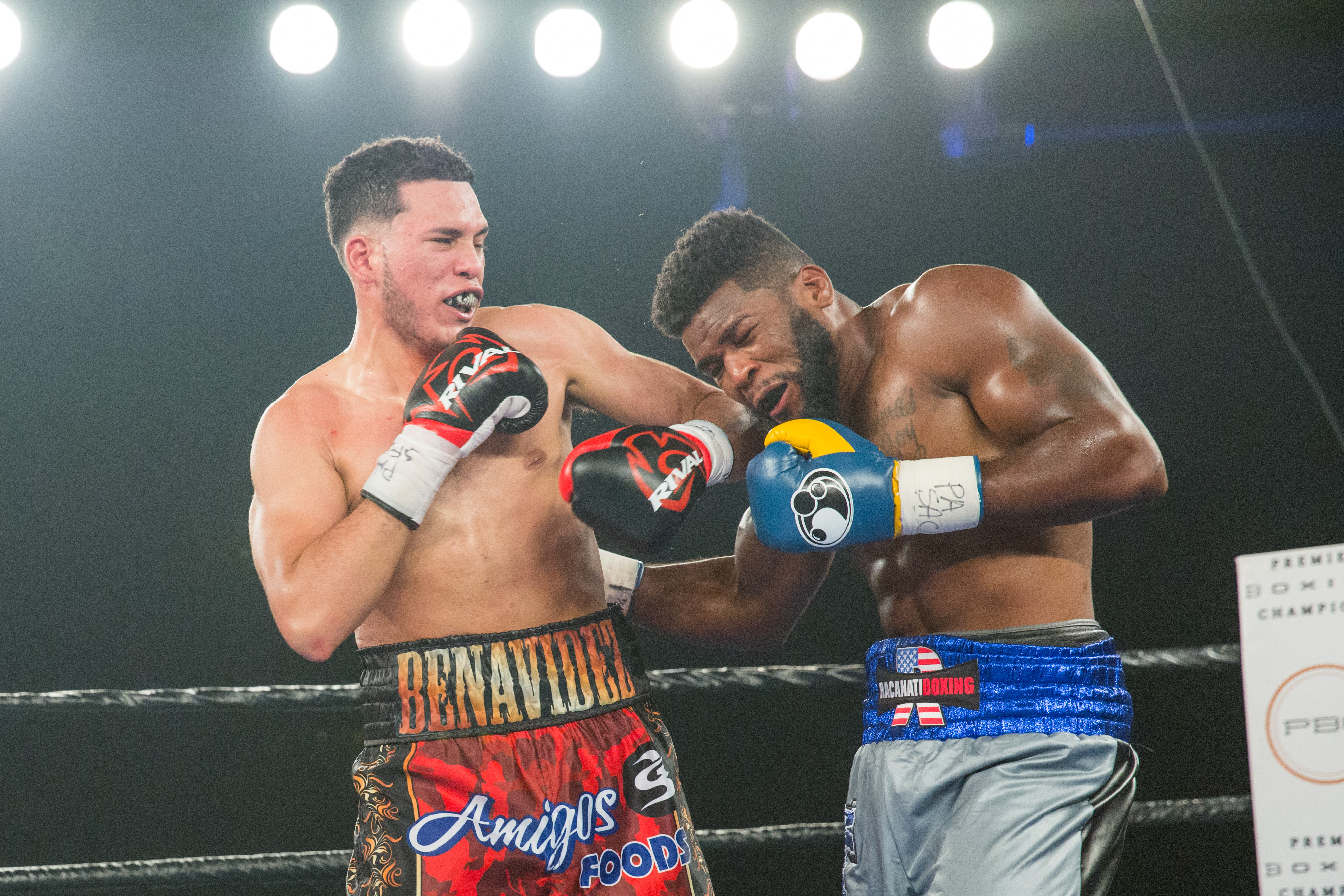 David Benavidez vs Denis Douglin