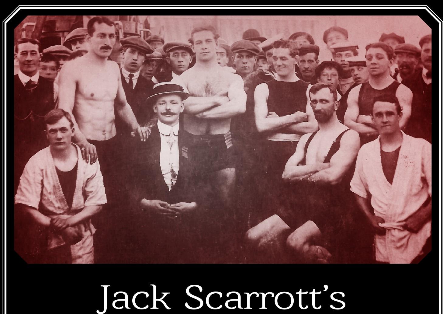 Jack Scarrott