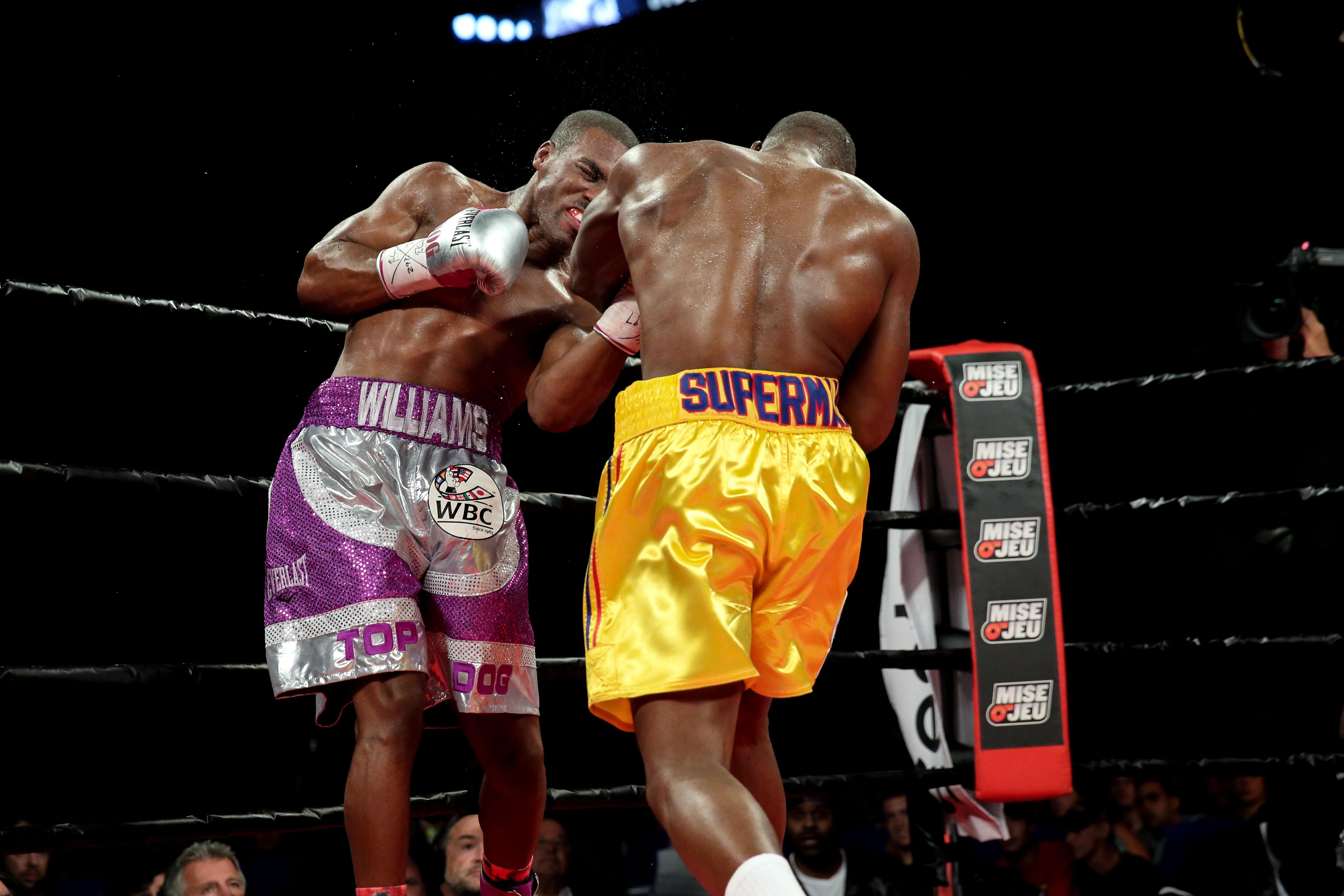 Stevenson vs Williams Jr
