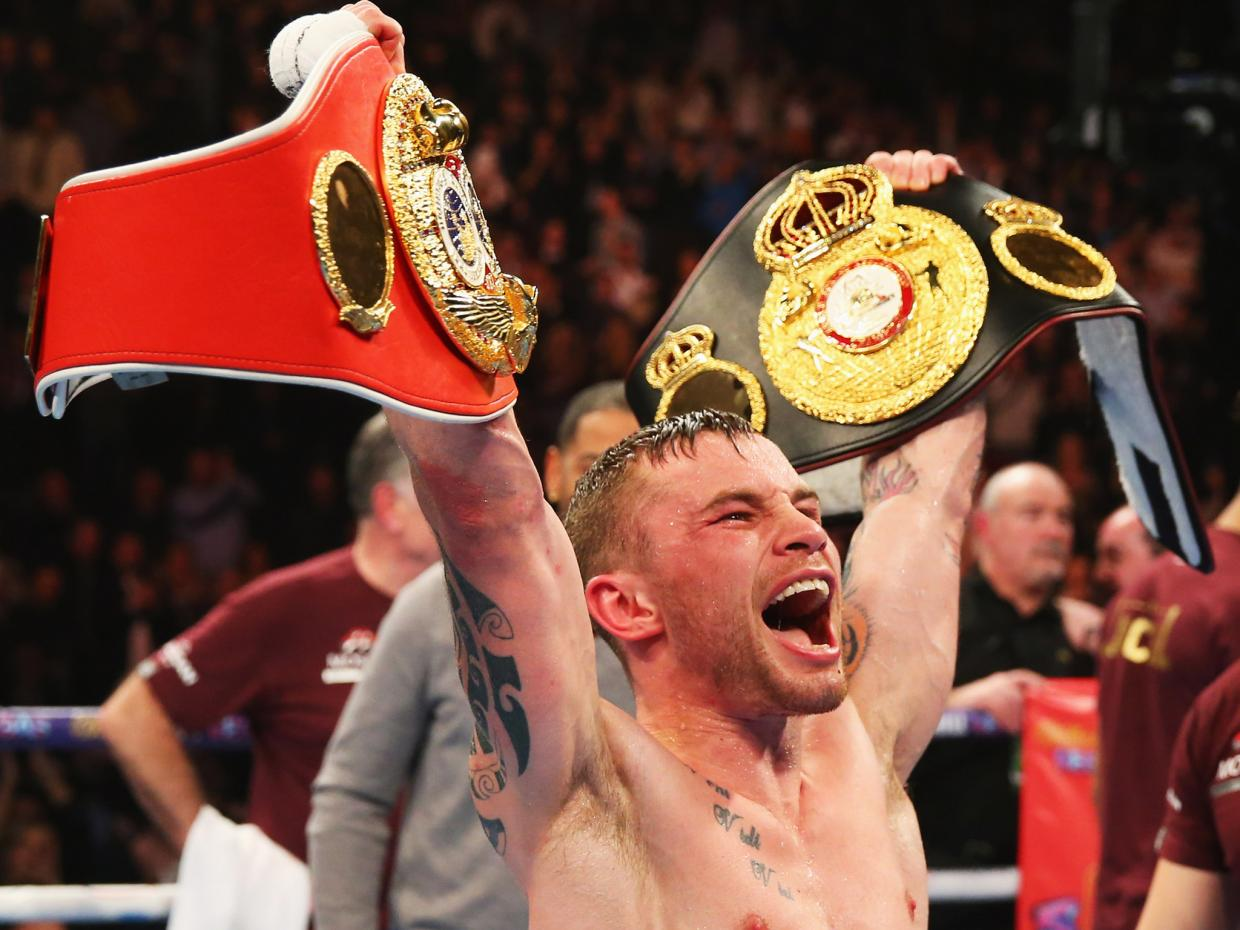 6badb224 Carl Frampton looking to perform at his best against Nonito Donaire ...