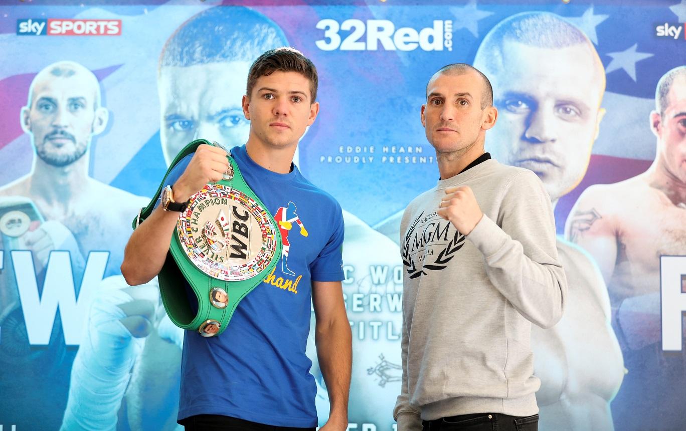 Luke Campbell vs Derry Mathews