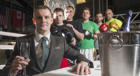 MGM (MTK) Scotland promoter Sam Kynoch has big plans - - Boxing News
