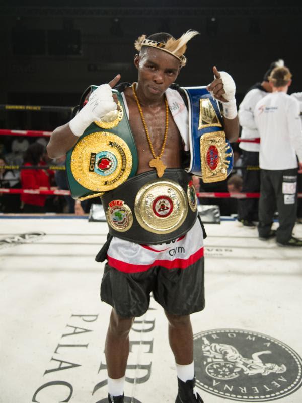 Xolisani Ndongeni