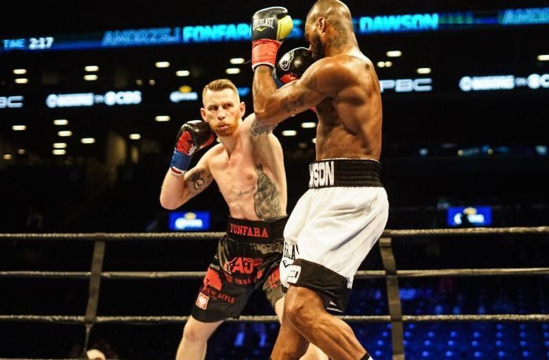 Andrzej Fonfara vs Chad Dawson