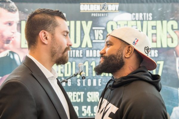 David Lemieux vs Curtis Stevens