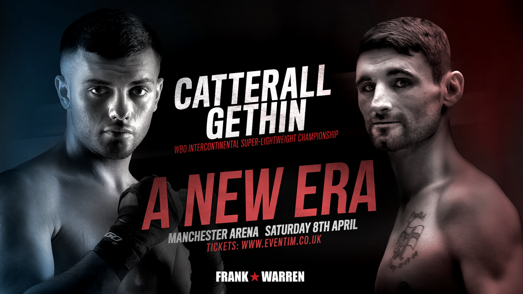 Jack Catterall vs Martin Gethin
