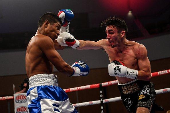 Jamie Conlan vs. Yader Cardoza