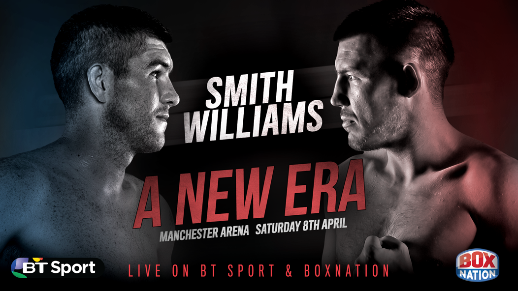 Liam Smith vs Liam Williams