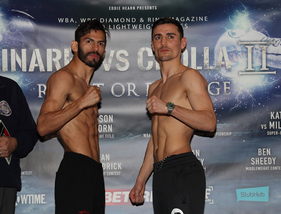 Jorge Linares vs Anthony Crolla 2
