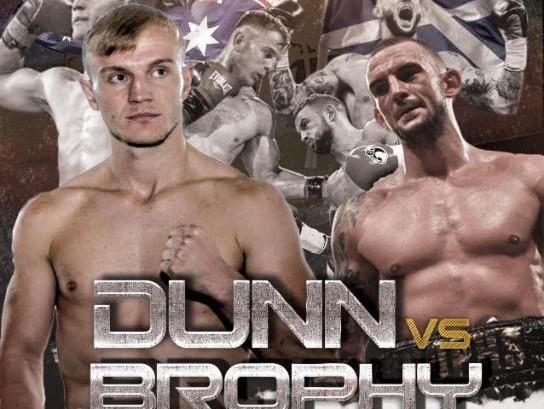 Zac Dunn vs Dave Brophy