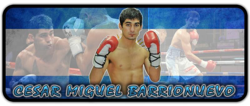 Cesar Miguel Barrionuev
