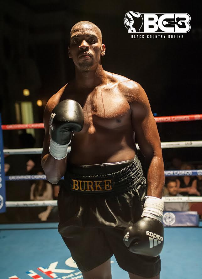 Joshua Burke
