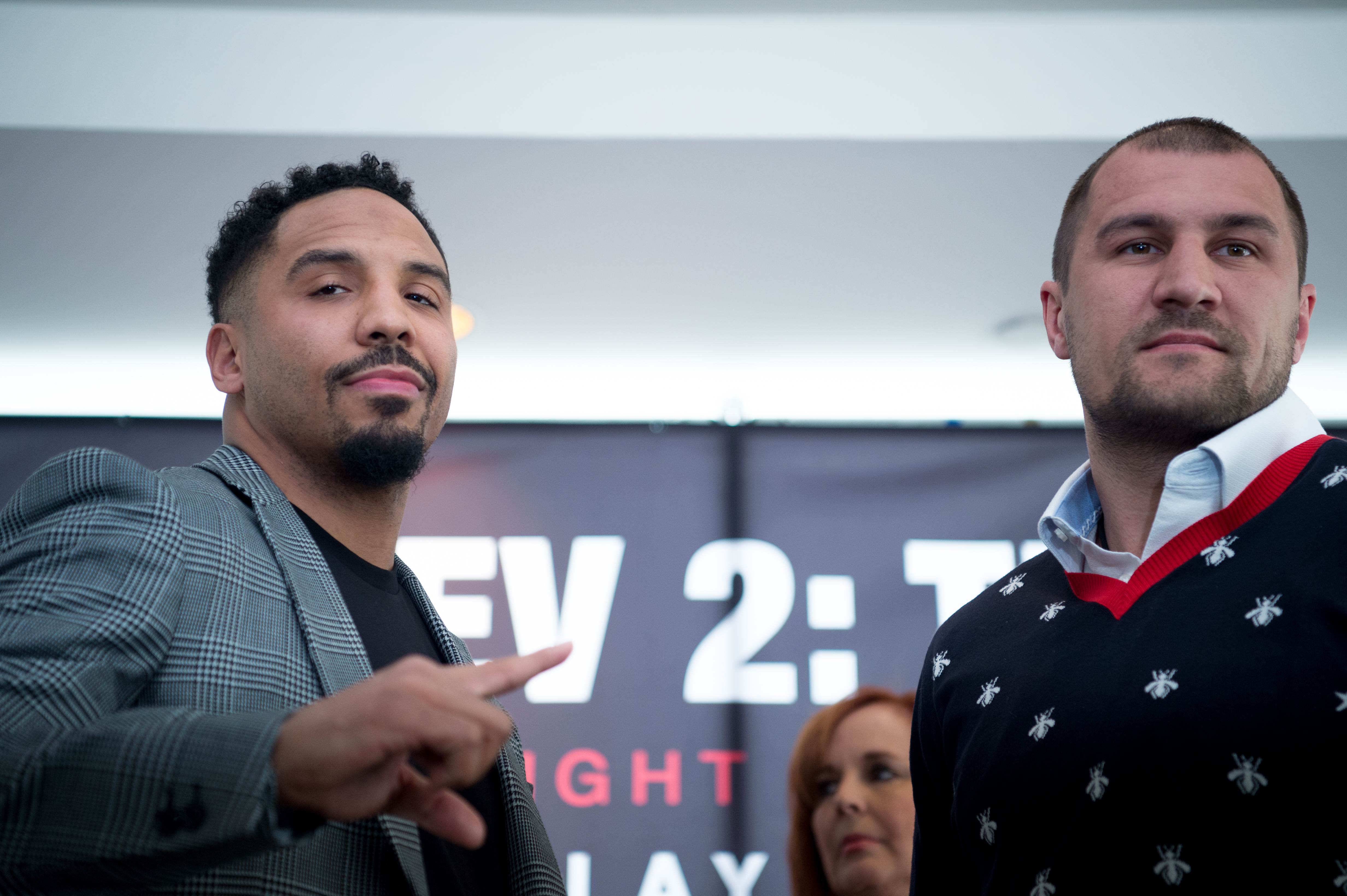 NYC Ward vs Kov Press Con by Squint-23