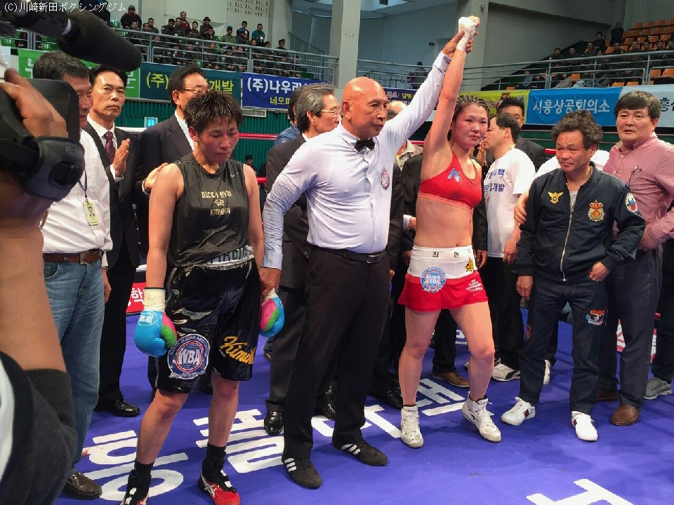 Weekly Asian fight results 10 04 to 16 04
