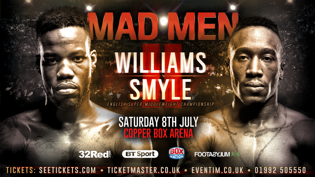 Williams vs Smyle