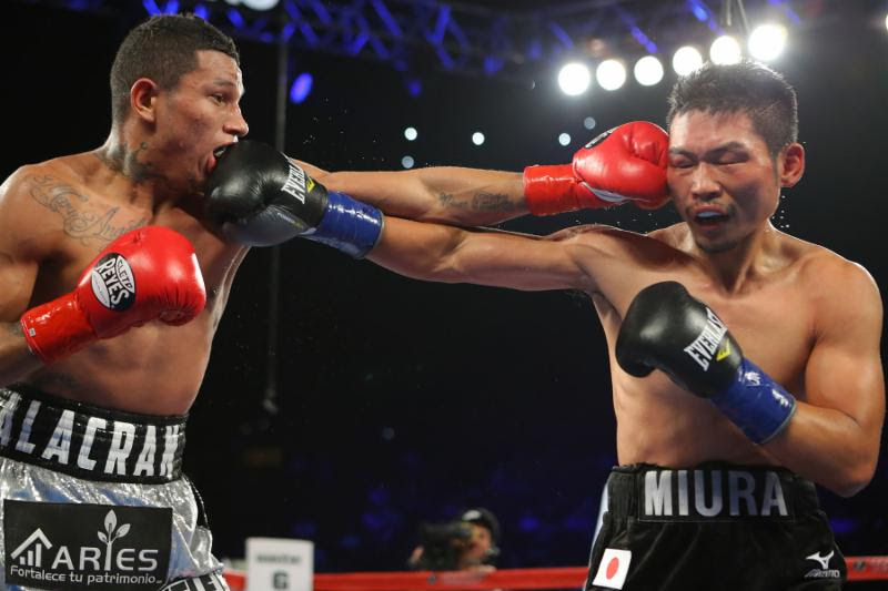 Miguel Berchel vs Takashi Miura