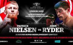 Patrick Nielsen vs John Ryder