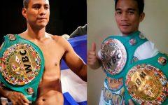 Roman Gonzalez vs Wisaksil Wangek