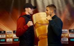 Erik Skoglund vs Callum Smith