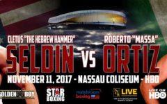 Cletus Seldin vs Roberto Ortiz
