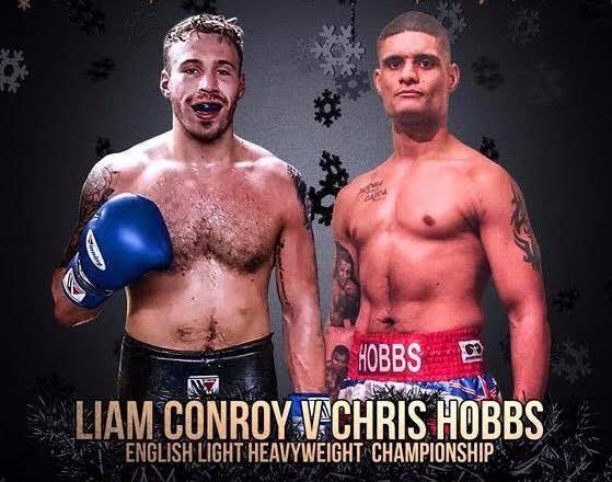Liam Conroy vs Chris Hobbs