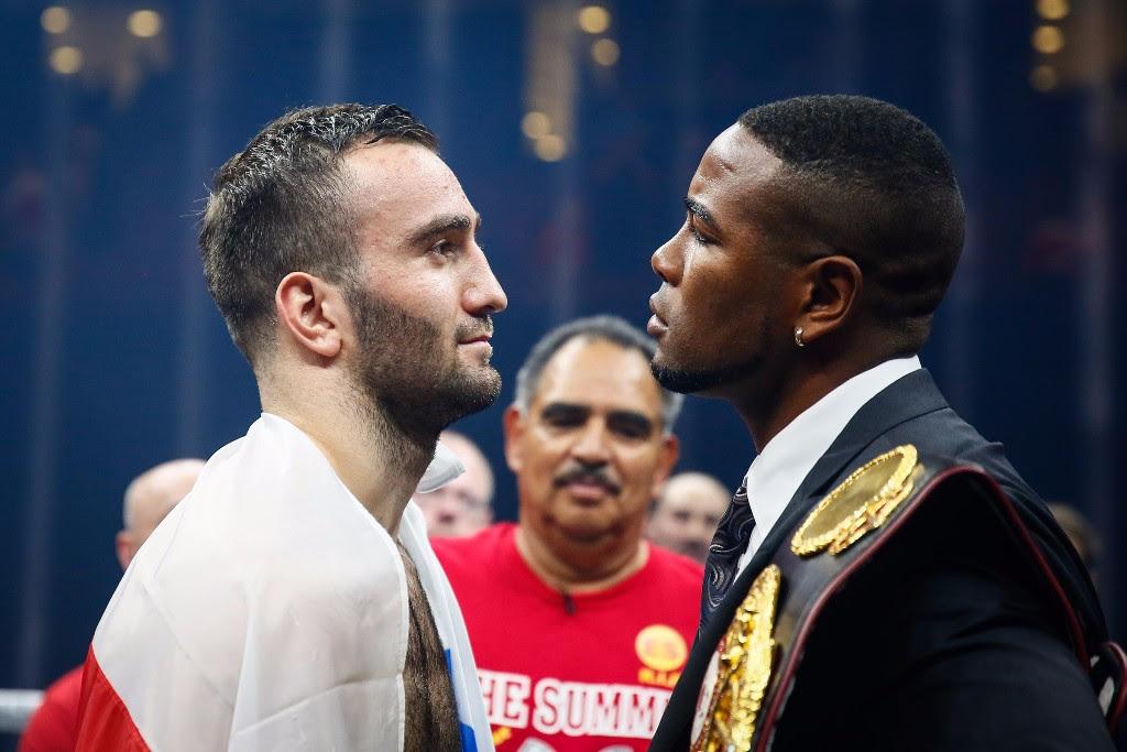 Yunier Dorticos vs Murat Gassiev