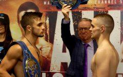 Anthony Yigit vs Joe Hughes