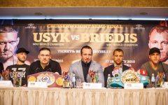 Usyk and Briedis