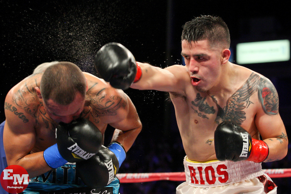 HBO Boxing After Dark: Brandon Rios vs Mike Alvarado