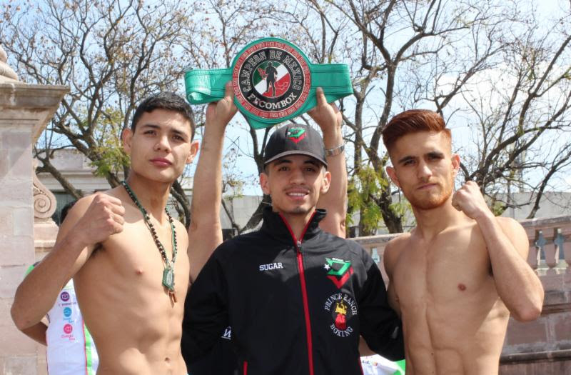 Alejandro Frias 125 vs. Issac Avelar 126