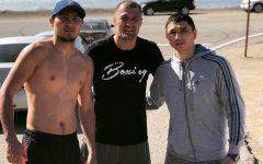 Nursultanov, Kovalev and Ashkeyev