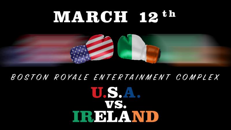 USA VS Ireland