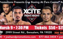 Xcite Fight Night