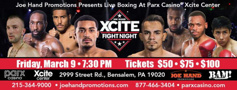 Xcite Fight Night