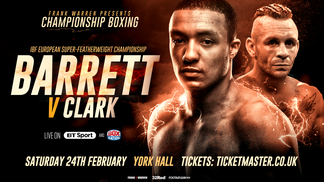Zelfa Barrett vs Ronnie Clark