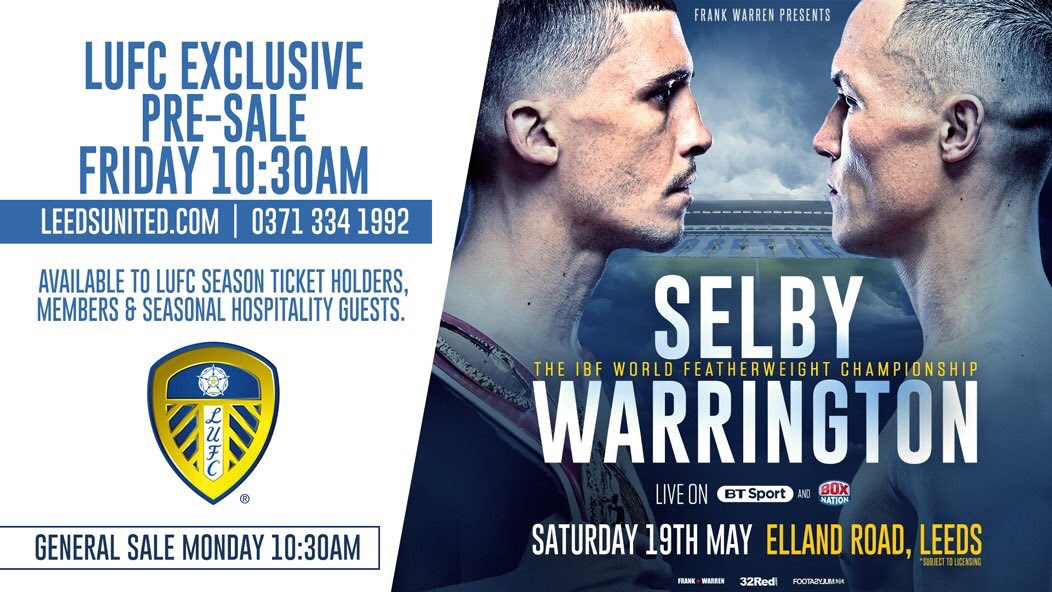 selby vs warrington