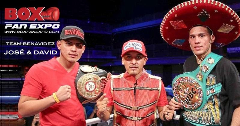 Benavidez Boxing