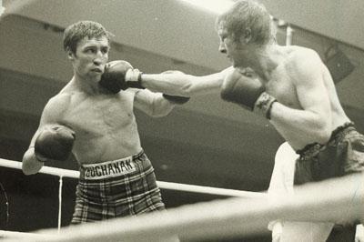 Jim Watt and Ken Buchanan