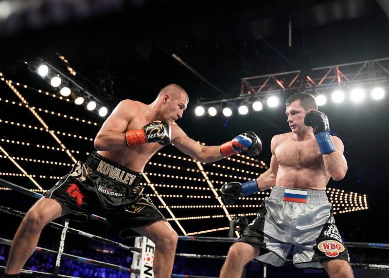 Kovalev vs. Mikhalkin