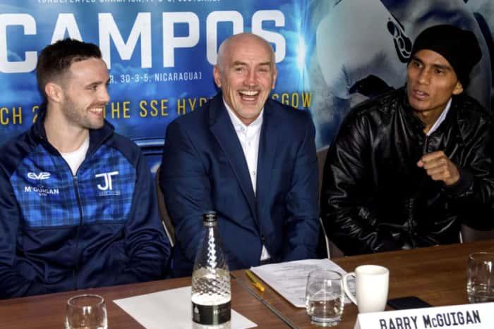 McGuigan, Taylor and Campos
