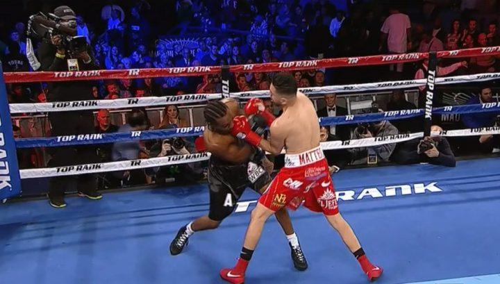 Jose Ramirez vs Amir Iman
