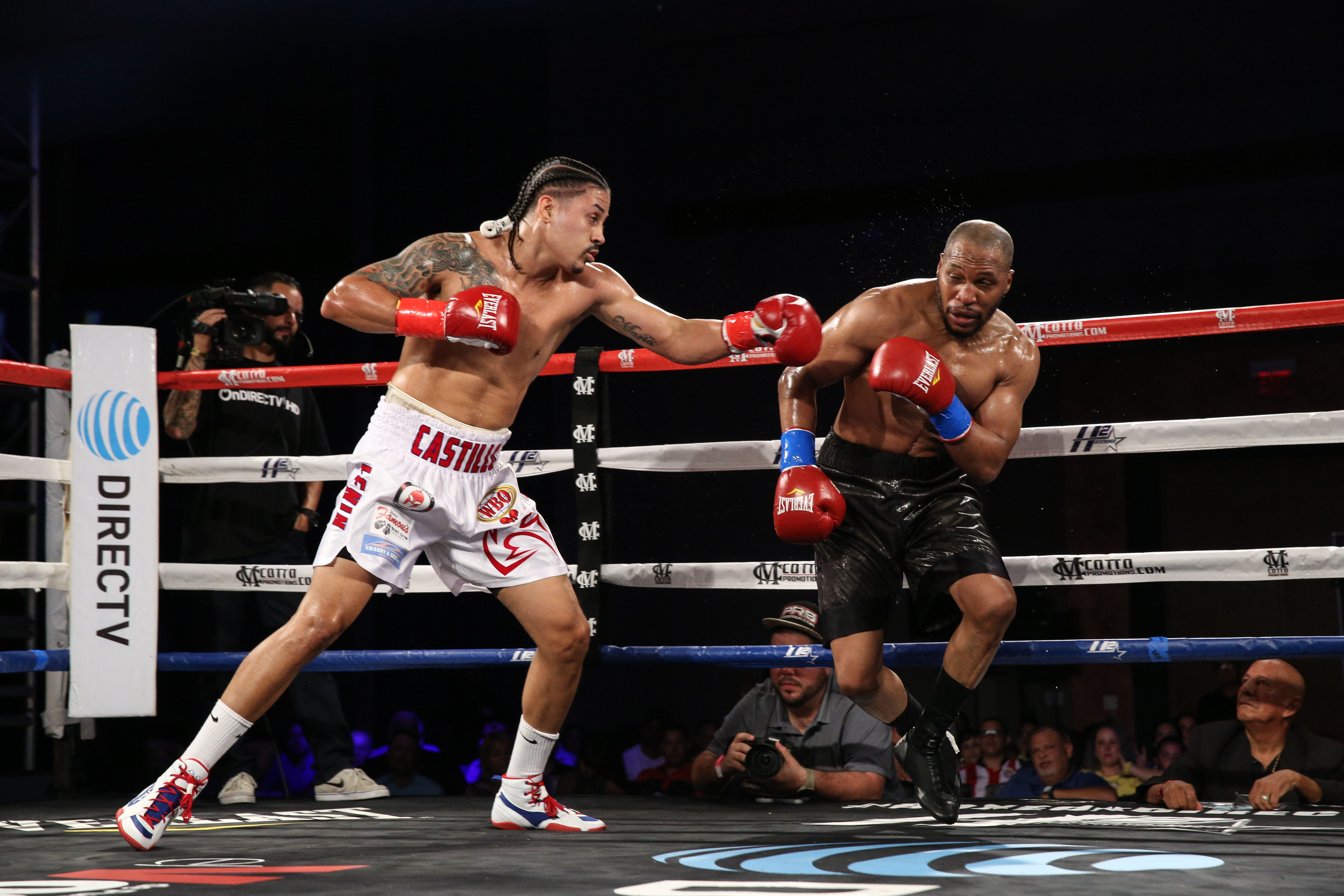 Lenin Castillo vs Aaron Mitchell 02