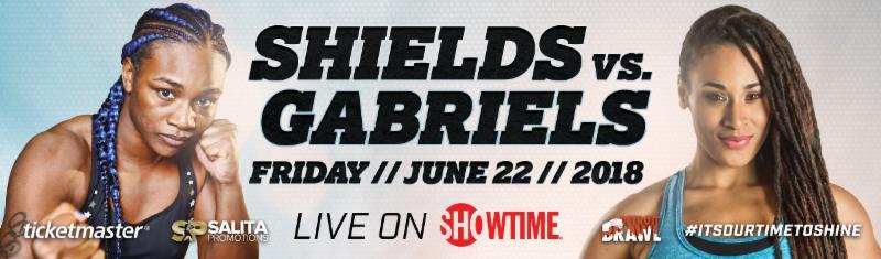 CLARESSA SHIELDS VS. HANNA GABRIELS